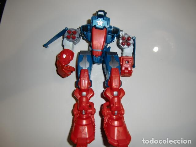 TRANSFORMER FIGURA TIPO TRANSFORMER TAMAÑO APROX 24 CMS (Juguetes - Figuras de Acción - Transformers)