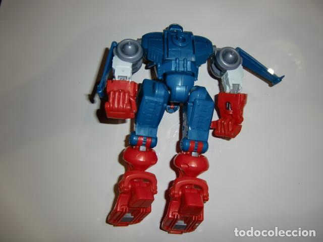 Figuras y Muñecos Transformers: transformer figura tipo transformer tamaño aprox 24 cms - Foto 2 - 220295986