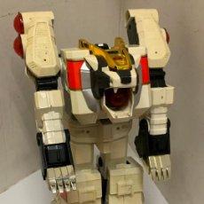 Figuras y Muñecos Transformers: GRAN TRANSFORNER BANDAI TIGERZORD AÑO 94, MIDE ENTRE 25-30CMS. Lote 220549161