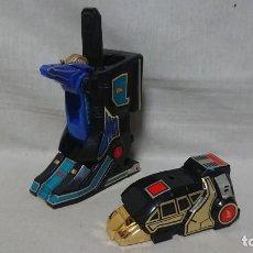 Figuras y Muñecos Transformers: PIEZAS DE ROBOT TRANSFORMERS POWER RANGERS GRANDE. Lote 220723243