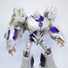 Figuras y Muñecos Transformers: FIGURA DE DECEPTICON MEGATRON DE TRANSFORMERS PRIME ROBOTS IN DISGUISE VOYAGER CLASS. Lote 220838021
