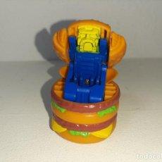 Figuras y Muñecos Transformers: MCTRANSFORMERS : ANTIGUO TRANSFORMER ROBOT HAMBURGUESA BIG MAC - PROMOCION MCDONALD´S AÑOS 1987. Lote 221643487