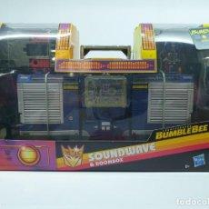 Figuras y Muñecos Transformers: FIGURA SOUNDWAVE GREATEST HITS TRANSFORMERS. Lote 221822748