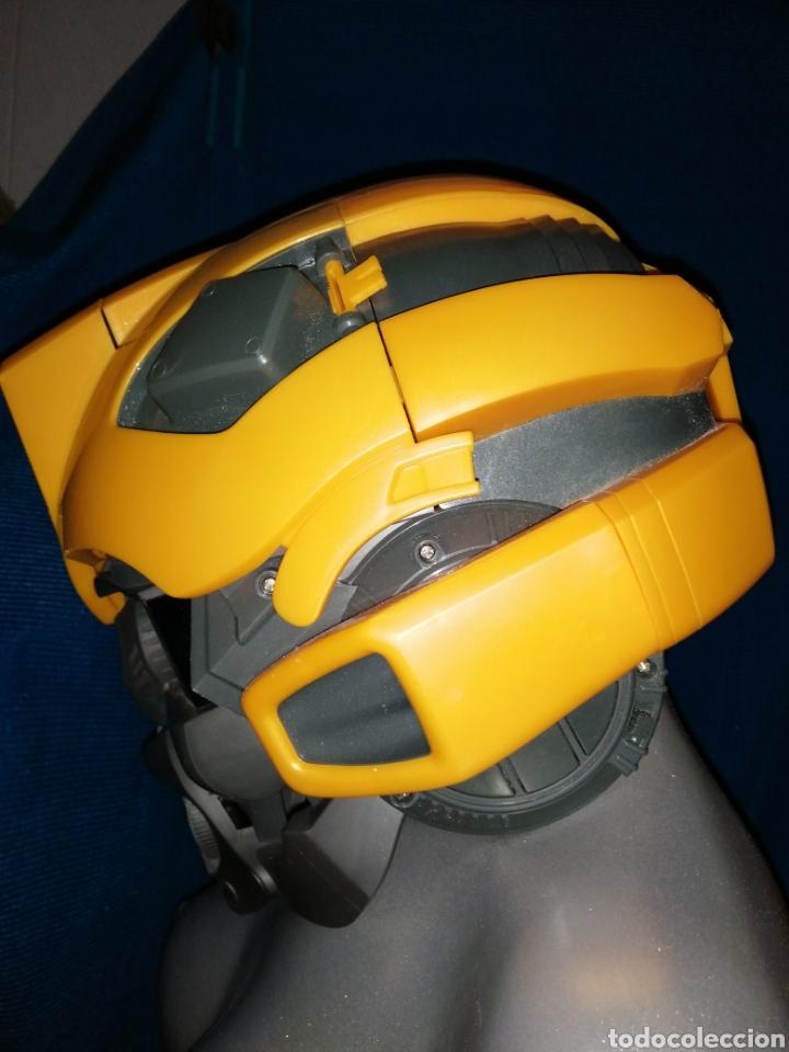 Figuras y Muñecos Transformers: TRANSFORMER CASCO BUMBLEBEE - Foto 4 - 221979770