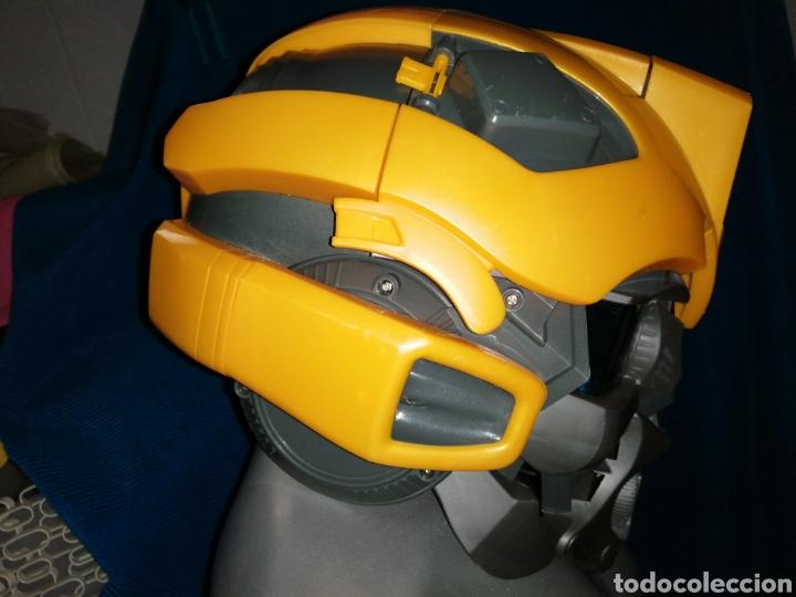 Figuras y Muñecos Transformers: TRANSFORMER CASCO BUMBLEBEE - Foto 5 - 221979770