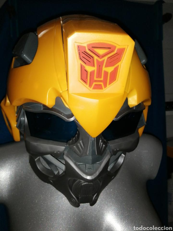 Figuras y Muñecos Transformers: TRANSFORMER CASCO BUMBLEBEE - Foto 6 - 221979770