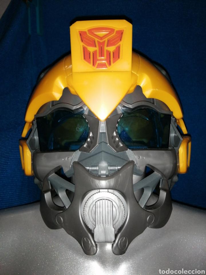 TRANSFORMER CASCO BUMBLEBEE (Juguetes - Figuras de Acción - Transformers)