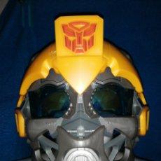 Figuras y Muñecos Transformers: TRANSFORMER CASCO BUMBLEBEE. Lote 221979770