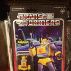 Figuras y Muñecos Transformers: BUMBLEBEE / TRANSFORMERS / SUPER 7. Lote 222363207