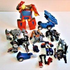 Figuras y Muñecos Transformers: LOTE DE TRANSFORMERS VARIOS - 8 A 16.CM ALTO APROX. Lote 222505518