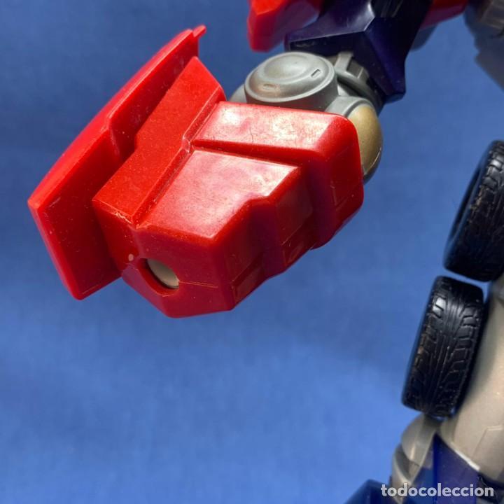 Figuras y Muñecos Transformers: FIGURA TRANSFORMERS - OPTIMUS PRIME - HASBRO - AÑO 2006 - 29 CM - FUNCIONA LA LUZ Y EL SONIDO - Foto 3 - 223131066