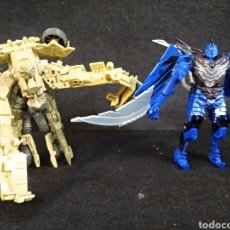 Figuras y Muñecos Transformers: LOTE DE 2 TRANSFORMER HASBRO. Lote 223563280