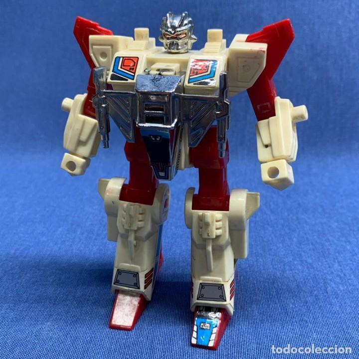 TRANSFORMER BOOTLEG - VINTAGE - MUY BIEN CONSERVADO - 12CM (Juguetes - Figuras de Acción - Transformers)