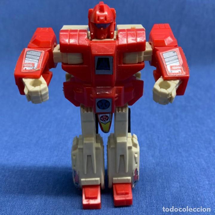 TRANSFORMER BOOTLEG - VINTAGE - 10 CM (Juguetes - Figuras de Acción - Transformers)
