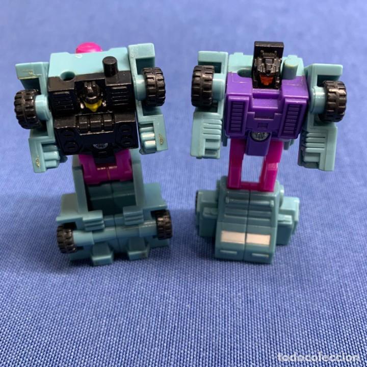 MINI TRANASFORMERS - TAKARA - AÑOS 80'S - 90'S (Juguetes - Figuras de Acción - Transformers)