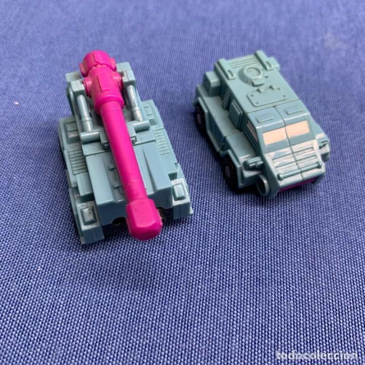 Figuras y Muñecos Transformers: MINI TRANASFORMERS - TAKARA - AÑOS 80S - 90S - Foto 2 - 224157877