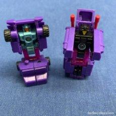 Figuras y Muñecos Transformers: MINI TRANASFORMERS - TAKARA - AÑOS 80'S - 90'S. Lote 224158767