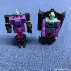 Figure e Bambolotti Transformers: MINI TRANASFORMERS - TAKARA - AÑOS 80S - 90S. Lote 224158876
