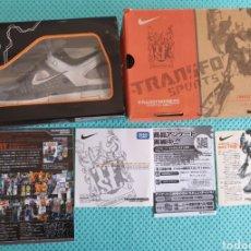 Figuras y Muñecos Transformers: NIKE FREE 7.0 TRANSFORMERS MEGATRON TAKARA TOMY. Lote 225790058