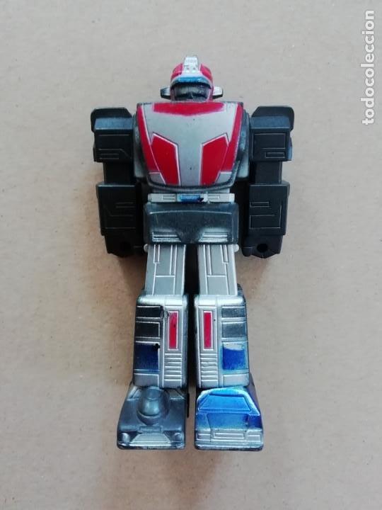 ANTIGUO TRANSFORMERS BOOTLEG DE 8CM - AÑOS 80 - RARO (Juguetes - Figuras de Acción - Transformers)