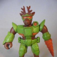 Figuras y Muñecos Transformers: BESTIAS DE COMBATE BATTLE BEASTS DEER STALKER TAKARA HASBRO 1986. Lote 226038745