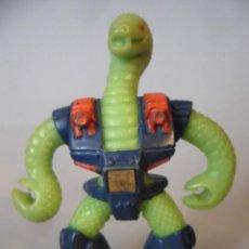Figuras y Muñecos Transformers: BESTIAS DE COMBATE BATTLE BEASTS TRIPLE THREAT SNAKE TAKARA HASBRO 1986. Lote 226040120