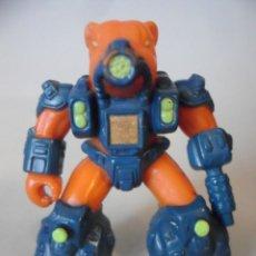 Figuras y Muñecos Transformers: BESTIAS DE COMBATE BATTLE BEASTS WAR WEASEL TAKARA HASBRO 1986. Lote 226040305