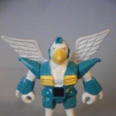 Figuras y Muñecos Transformers: BATTLE BEASTS BESTIAS DE COMBATE COLONEL BIRD VARIANTE ESPAÑOLA TAKARA HASBRO 1986. Lote 226060992