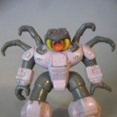 Figuras y Muñecos Transformers: BATTLE BEASTS BESTIAS DE COMBATE PINK WEB SLINGER SPIDER VARIANTE ESPAÑOLA TAKARA HASBRO 1986. Lote 226062055