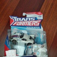 Figuras y Muñecos Transformers: TRANSFORMERS. AUTOBOT JAZZ. NUEVO. Lote 228468000
