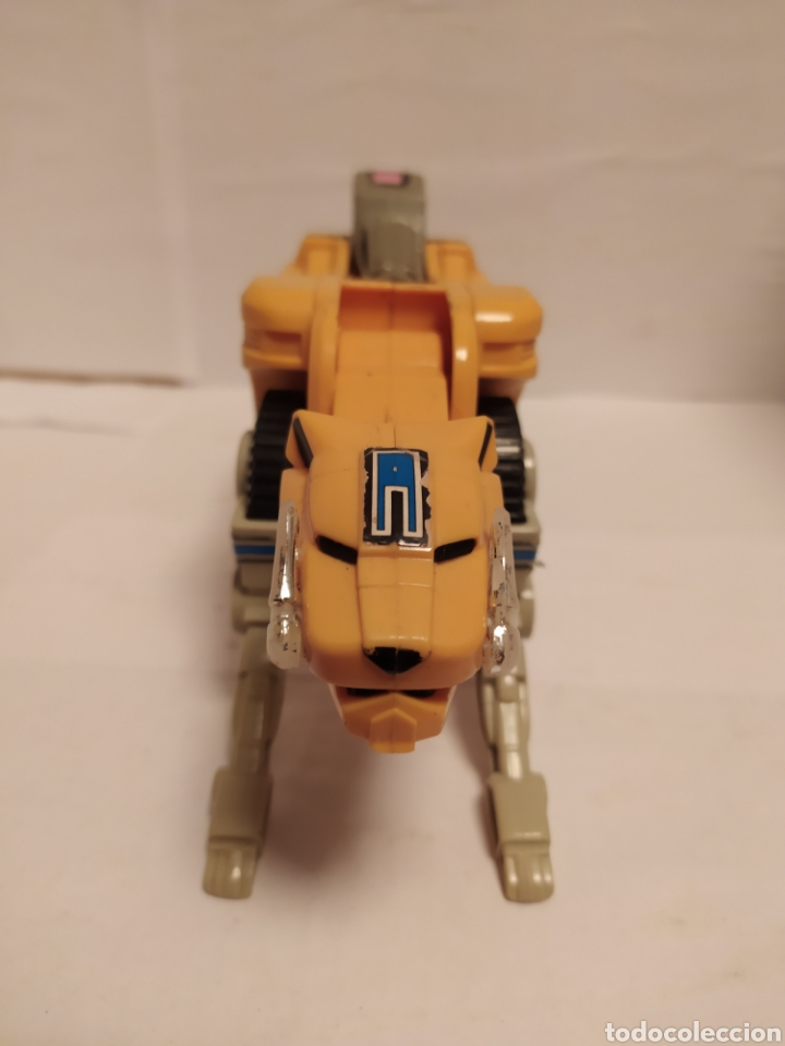 Figuras y Muñecos Transformers: Transformers Tigre amarillo - Foto 2 - 228777965
