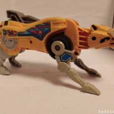 Figuras y Muñecos Transformers: TRANSFORMERS TIGRE AMARILLO. Lote 228777965