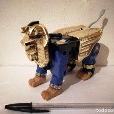 Figurines et Jouets Transformers: TRANSFORMER PERRO EGIPCIO BANDAI - PVC - TRANSFORMERS - POWER RANGER - ZEO MEGAZORD - RANGERS. Lote 233948415