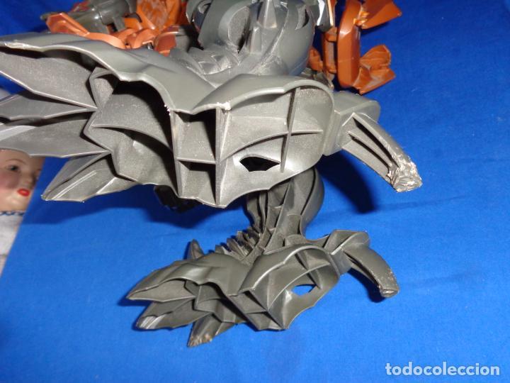Figuras y Muñecos Transformers: TRANSFORMERS - RARA FIGURA TRANSFORMERS FABRICADA POR HASBRO,TOMY,VER FOTOS! SM - Foto 9 - 234286830