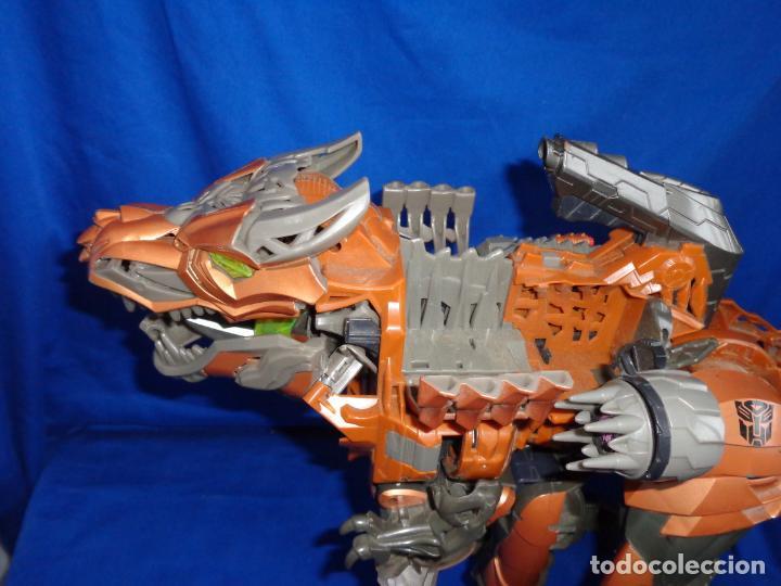 Figuras y Muñecos Transformers: TRANSFORMERS - RARA FIGURA TRANSFORMERS FABRICADA POR HASBRO,TOMY,VER FOTOS! SM - Foto 18 - 234286830