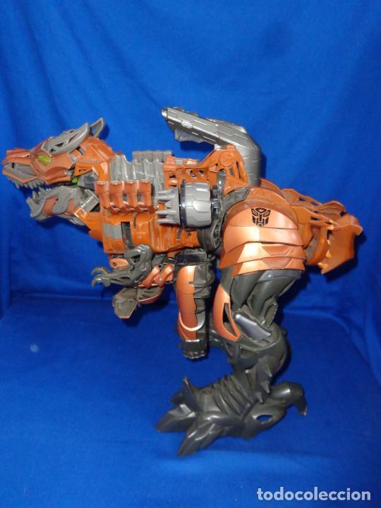 Figuras y Muñecos Transformers: TRANSFORMERS - RARA FIGURA TRANSFORMERS FABRICADA POR HASBRO,TOMY,VER FOTOS! SM - Foto 21 - 234286830
