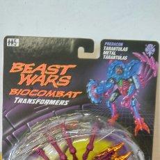 Figure e Bambolotti Transformers: BEAST WARS BIOCOMBAT TRANSFORMERS TRANSMETALS.PREDACON TARANTULA.HASBRO 1998.SIN ABRIR.. Lote 259325560