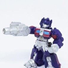 Figuras y Muñecos Transformers: TRANSFORMERS ROBOT HEROES: MOVIE SERIES, OPTIMUS PRIME - HASBRO, 2007. Lote 159990818