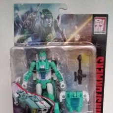 Figuras y Muñecos Transformers: TRANSFORMERS AUTOBOT MOONRACER POWER OF THE PRIMES BLISTER.. Lote 234903790