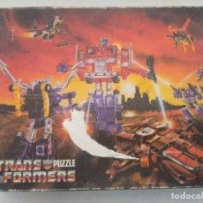 Figuras y Muñecos Transformers: TRANSFORMERS PUZZLE 200 PIEZAS MB.. Lote 235131095