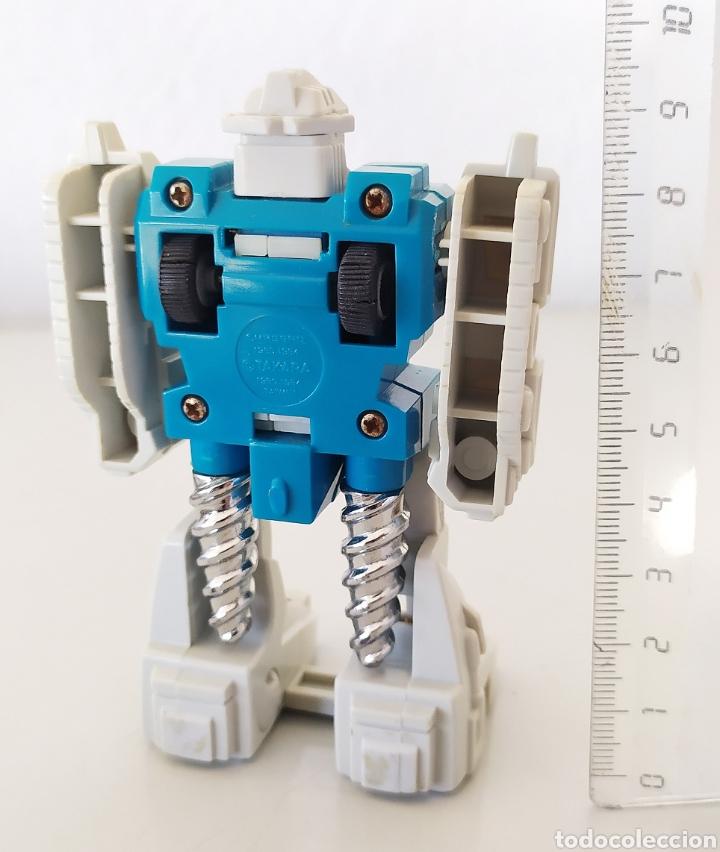 Figuras y Muñecos Transformers: Transformers G1 robot twin twist 1984 Takara Transformer figura Acción muñeco - Foto 2 - 235270445