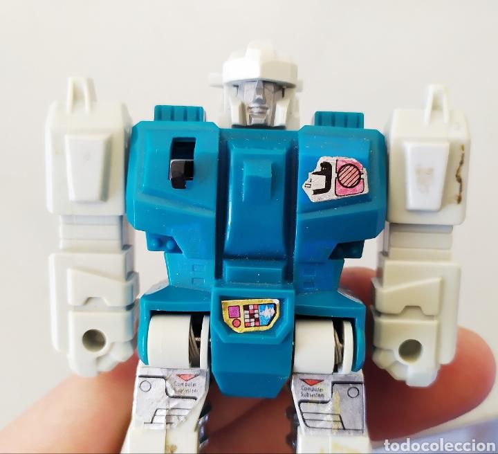 Figuras y Muñecos Transformers: Transformers G1 robot twin twist 1984 Takara Transformer figura Acción muñeco - Foto 3 - 235270445