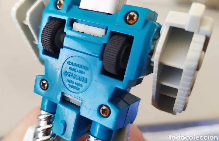 Figuras y Muñecos Transformers: Transformers G1 robot twin twist 1984 Takara Transformer figura Acción muñeco - Foto 6 - 235270445
