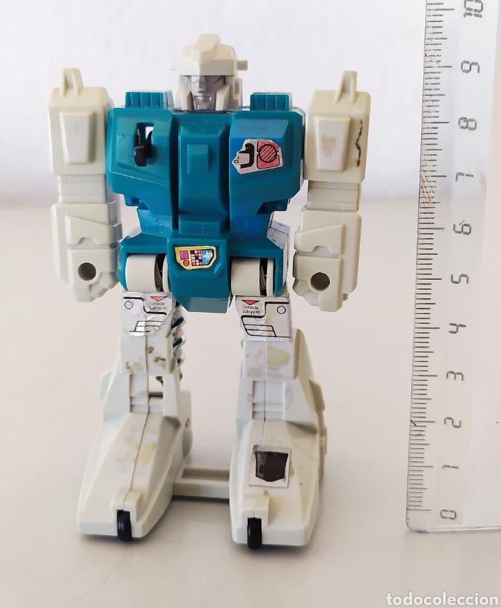 TRANSFORMERS G1 ROBOT TWIN TWIST 1984 TAKARA TRANSFORMER FIGURA ACCIÓN MUÑECO (Juguetes - Figuras de Acción - Transformers)