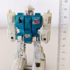 Figuras y Muñecos Transformers: TRANSFORMERS G1 ROBOT TWIN TWIST 1984 TAKARA TRANSFORMER FIGURA ACCIÓN MUÑECO. Lote 235270445