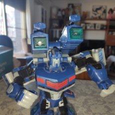 Figuras y Muñecos Transformers: ESPECTACULAR TRANSFORMER OPTIMUS PRIME. 25 CM DE ALTO. MUY COMPLETO.. Lote 235434860