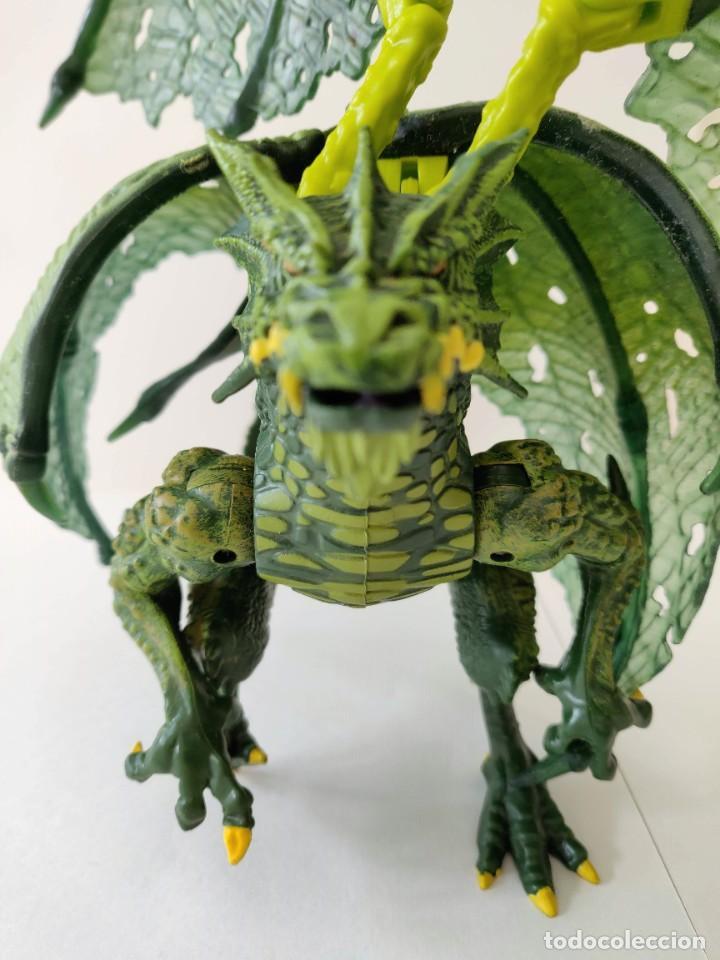 Figuras y Muñecos Transformers: Muñeco Transformer Dragon - Foto 7 - 237982970