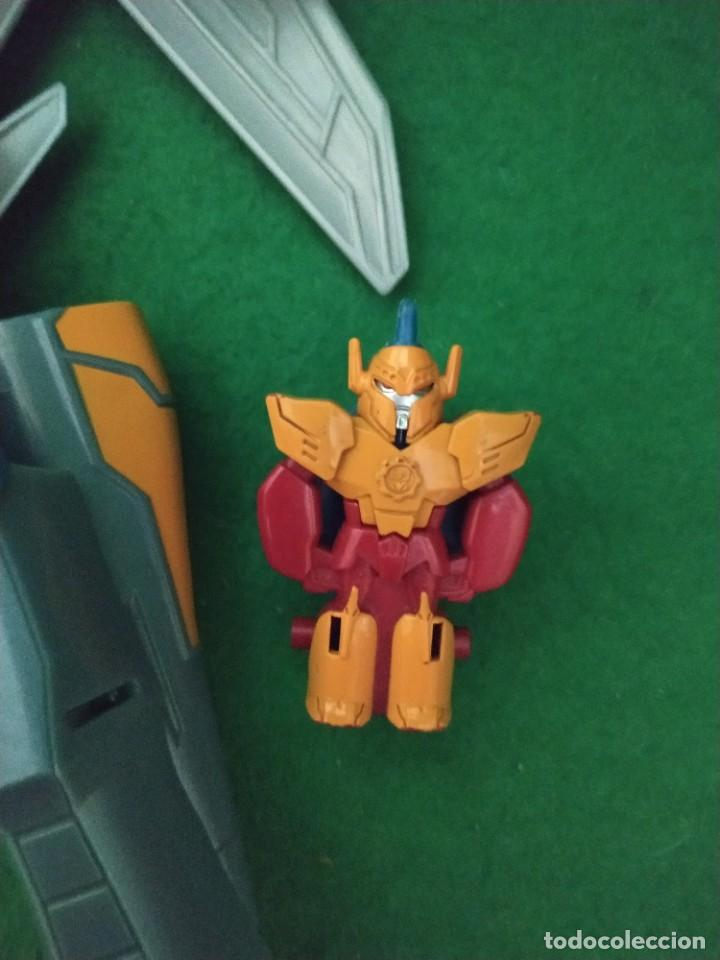 Figuras y Muñecos Transformers: Starscream & Mini-Con Lancelon Disguise Power Surge 2016 - Foto 6 - 238348810