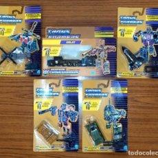 Figuras y Muñecos Transformers: TRANSFORMERS G1: OSLAT, BLAST OFF, VORTEX, BRAWL, SWINDLE... ¡BRUTICUS! (MIB). Lote 238104915