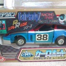 Figuras y Muñecos Transformers: TRANSFORMERS DIACLONE FAIRLADY Z G1 VINTAGE TAKARA 1980 SMOKESCREEN TOTALMENTE NUEVO SIN JUGAR. Lote 240655815